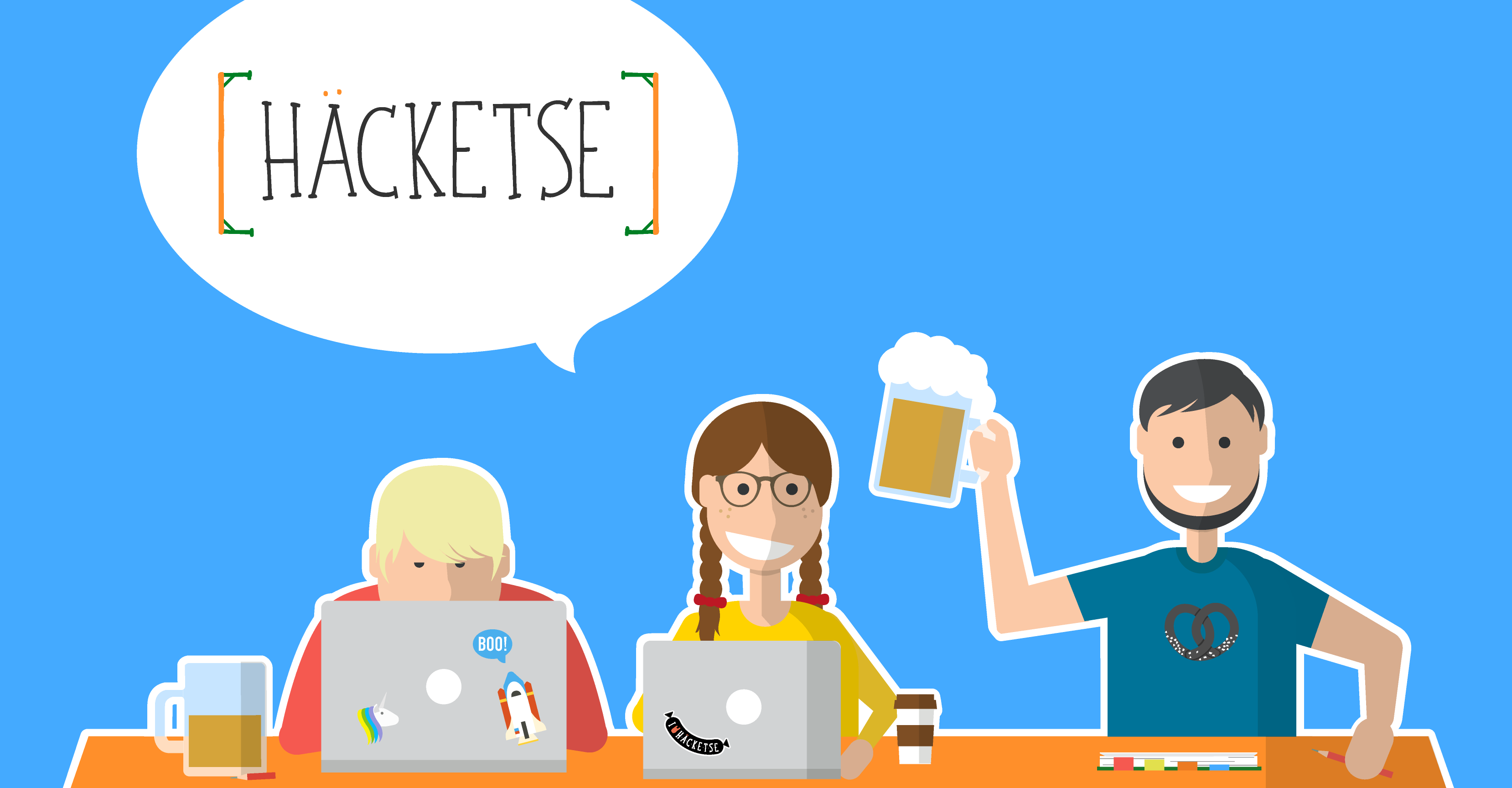 hacketse hackathon k15t-software